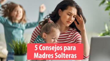 5 consejos para madres solteras que buscan pareja