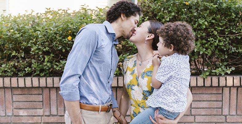 cómo conquistar a una madre soltera